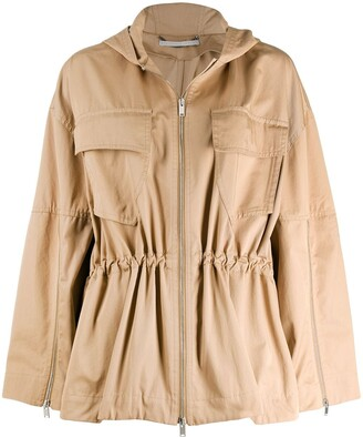 Stella McCartney Kaylah short parka