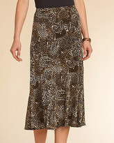 Chico's Travelers™ Mosaic Paisley Jenny Skirt