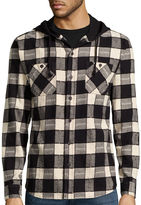 UNIONBAY Union Bay Long-Sleeve Grant Flannel Hoodie