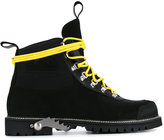 Off-White hiking boots - men - Leather/Suede/Nylon/rubber - 41