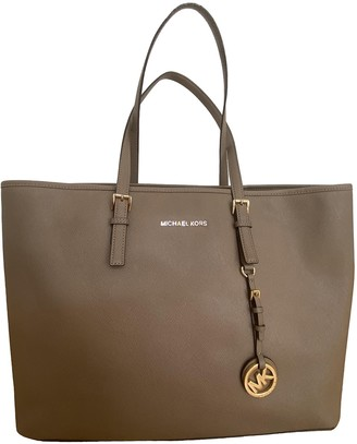 Michael Kors Jet Set Other Leather Handbags