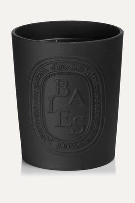 Diptyque Baies Scented Candle, 600g - Black
