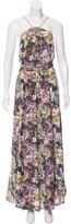 Zimmermann Silk Floral Print Dress
