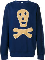 Loewe skull sweatshirt