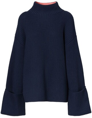 Burberry Cotton-Cashmere Sweater
