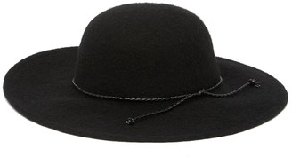San Diego Hat Knit Packable Floppy Hat with Braid