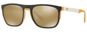Emporio Armani Sunglasses, EA4114 55