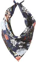 Laundry by Shelli Segal Floral Print Accessory