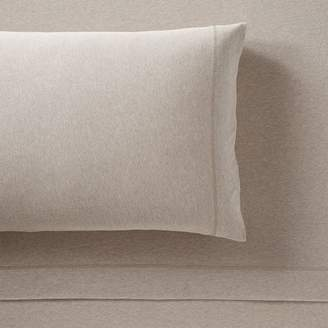 Pottery Barn Teen Favorite Tee Pillowcases, Set of 2, Heathered Aqua