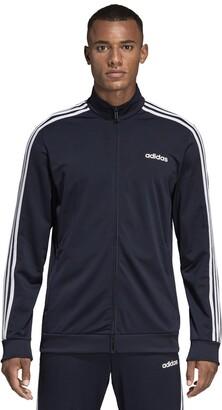 adidas Mandarin Collar Zip-Up Sweatshirt