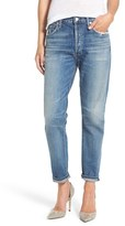 Citizens of Humanity Women's 'Liya' High Rise Slim Boyfriend Jeans