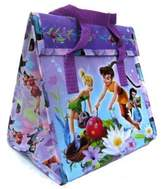 Zak Designs Disney Tinkerbell Fairies Insulated Velcro Lunchbox Lunch Box Bag Tote