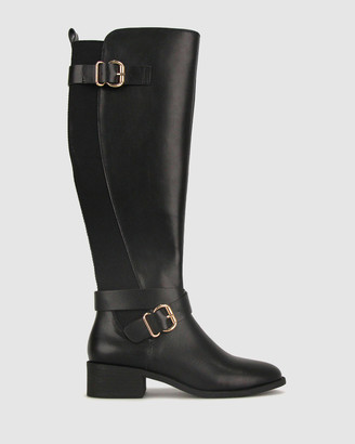 betts Women's Long Boots - Defend Knee High Boots - Size One Size, 6 at The Iconic