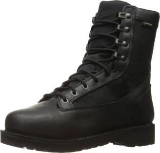 "Danner Men's Stalwart 8"" Black Military & Tactical Boot 7 D US"