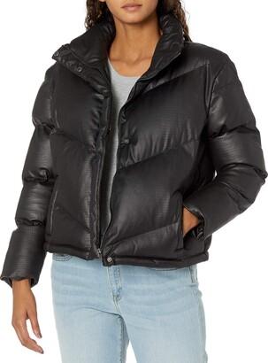BB Dakota Women's Answer My Layer Puffer Coat