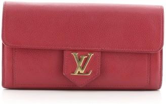 Louis Vuitton Lockme Wallet Calfskin