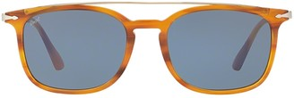 Persol Calligrapher Square Frame Sunglasses