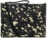 Accessorize Claudia Leather Foil Print Cross Body Bag