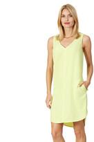 Nautica Solid Sleeveless Dress