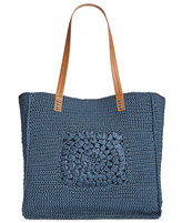 Style&Co. Style & Co Crochet Tote, Only at Macy's