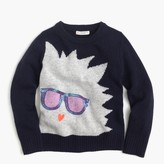 J.Crew Girls' Max the Monster popover sweater