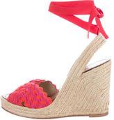 Kate Spade Espadrille Wedge Sandals