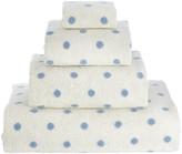 Cath Kidston Button Spot Towel - Bath Towel