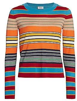Akris Punto Women's Horizontal Stripe Knit Sweater