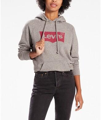 Levi's Cotton Kangaroo Pocket Hoodie