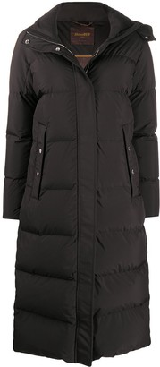Moorer Long Padded Coat