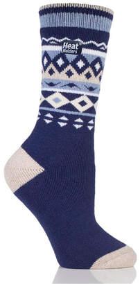 Heat Holders Women Lite Jacquard Thermal Socks
