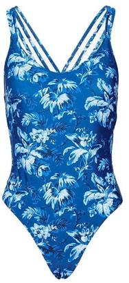 Jack Wills Sandbanks Strappy Swimsuit