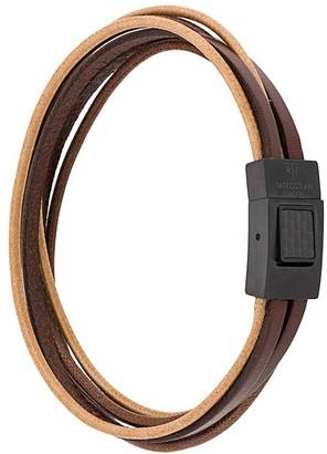 Tateossian Intarsio bracelet