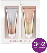 Lipsy Daily Rituals Bath & Body Collection