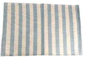 "Artim Home Textile Narrow Stripe Metal Area Rug Artim Home Textile Rug Size: 2'5"" x 4'2"""