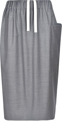 Sofie D'hoore Sofie dHoore Drawstring Skirt