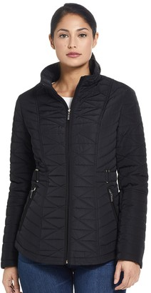 Gallery Women's Quilted Short Jacket