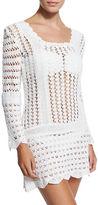 Letarte Bandana Crocheted Sundress Coverup