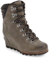 Sorel Conquest Waterproof Wedge Boot