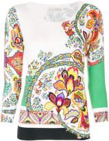 Etro long sleeve blouse