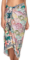 Jets Gypsy Placement Print Sarong