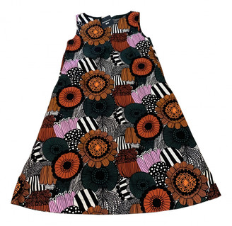 Marimekko Multicolour Cotton Dresses