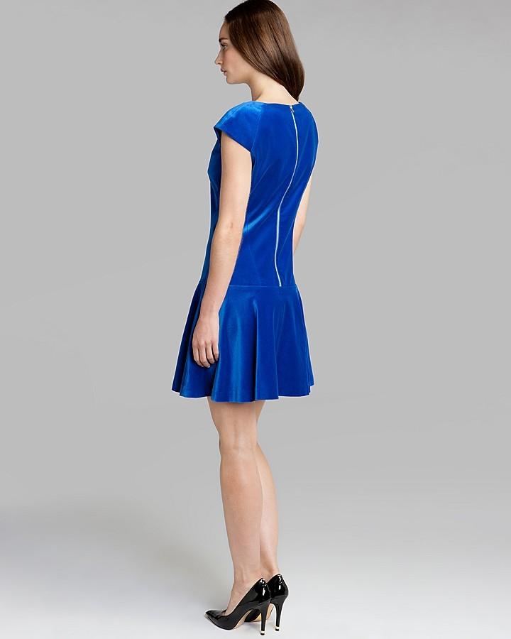 Ted Baker Dress - Tinna Velvet