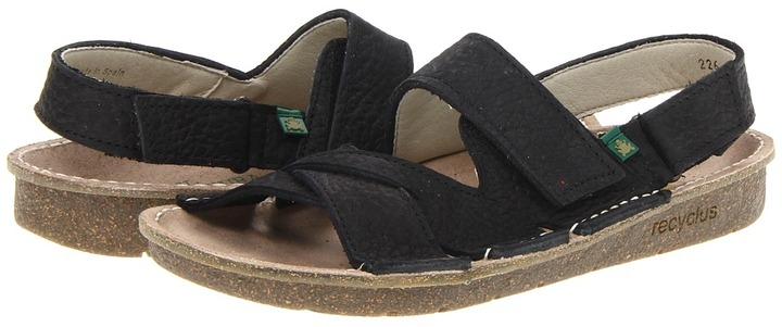 El Naturalista Contradicion N226 (Black) - Footwear