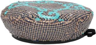 Gucci Allover Logo Sequins Beret