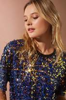 Urban Outfitters Vega Sequin Party Tee