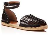 French Connection Usha Ankle Strap Espadrille Sandals