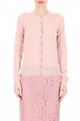 Dolce & Gabbana Button Embellished Cardigan