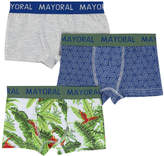 Mayoral Pack of 3 pairs of boxer shorts