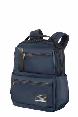 Samsonite Openroad 15.6 Inch Laptop Backpack Case Blue - Laptop Bags (Backpack 39.6 cm (15.6 Inch) 1.4 kg